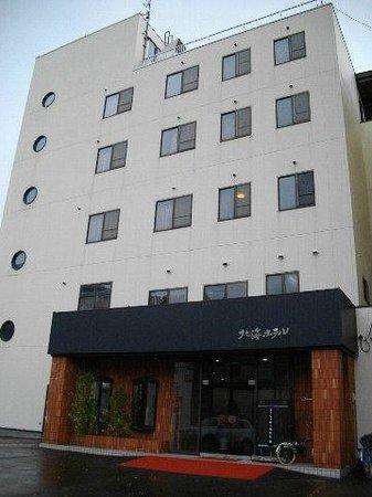 Hokkai Hotel : 外観