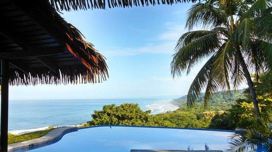 Hotel Vista de Olas: Infinity pool at hotel overlooking the Pacific