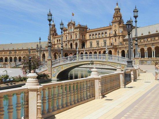 Plaza de España: Maestosa