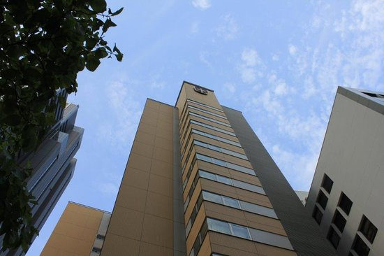Hotel Sunroute Plaza Shinjuku : Hotel-Edificio