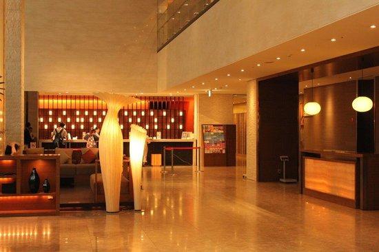 Hotel Sunroute Plaza Shinjuku: Hall