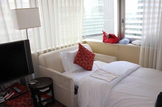 Hotel Sunroute Plaza Shinjuku : Detalle Habitación
