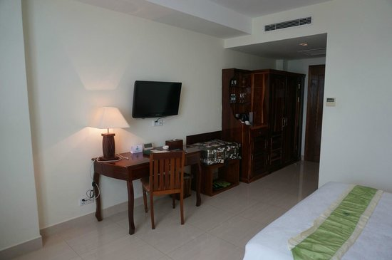 Green Palace Hotel: 調度品はシンプル