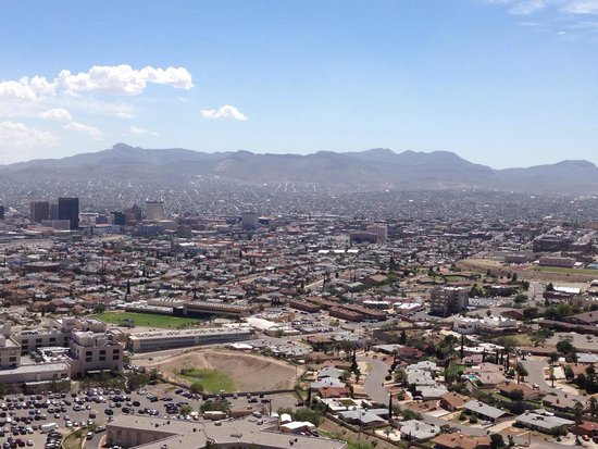 Scenic drive overlook el paso all you need to know for The garden pool el paso