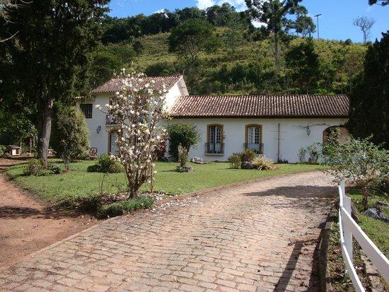 f789c5b5c6 Hotel Fazenda São Francisco  Casa da família - proprietários
