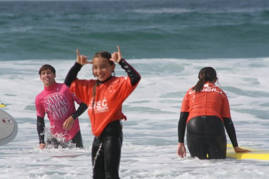 Sennen Surfing Centre: .