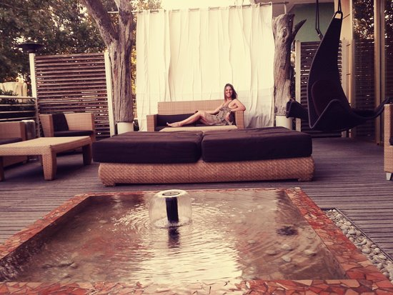 Ambienthotels Panoramic: zona relax