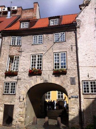 Swedish Gate (Zviedru Varti): Swedish Gate