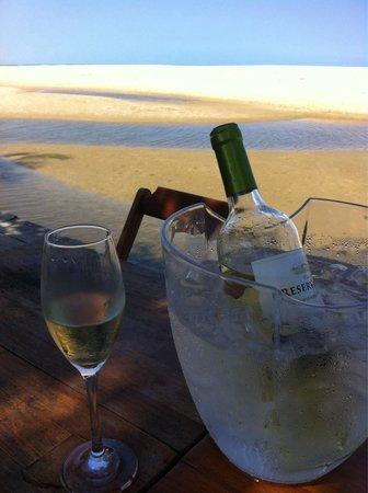 Hotel Fazenda Cala & Divino: Flutuando