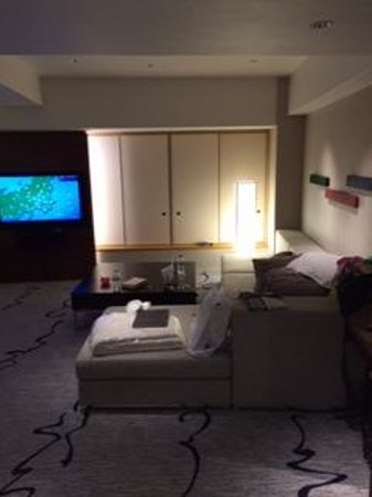 Hilton Tokyo: 部屋