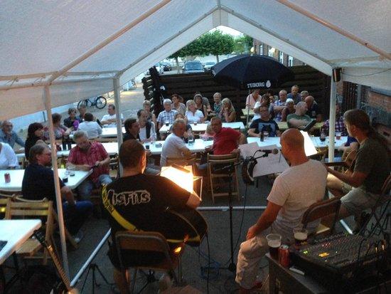 Kalundborg, Danimarca: Byfest - folkemusik