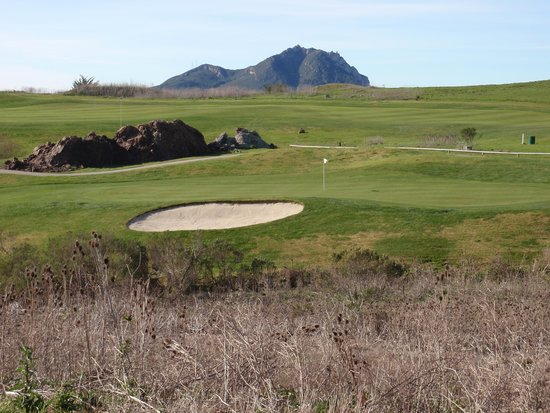 San Luis Obispo, CA: Number 10 from the 11th tee box