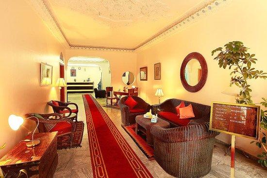 Shahran Hotel: Lobby