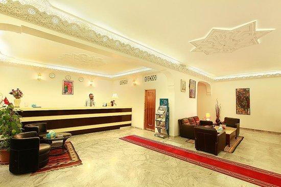 Shahran Hotel: Reception