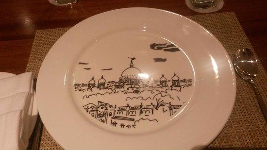 Oh! Calcutta : Welcome Plate