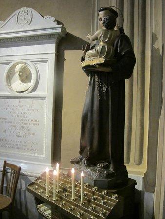 Santa Maria della Conceziones Cappuccini : Santa Maria della Concezione of the Capuchins
