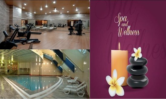 Shahryar International Hotel Tabriz: Wellness