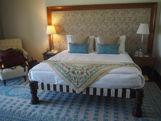 The Oberoi Amarvilas: Bedroom