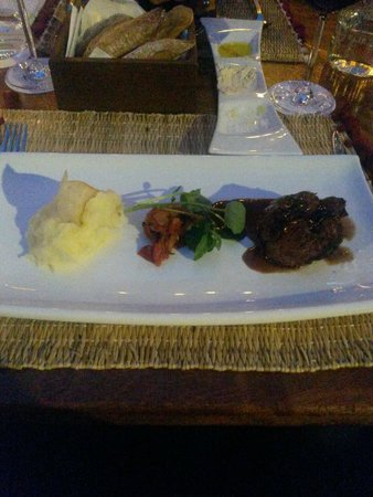 Carpe Diem : Sirloin Steak