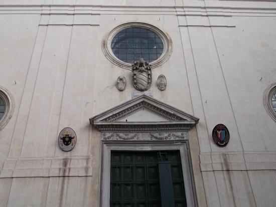 Santa Maria Sopra Minerva: ミネルバ教会