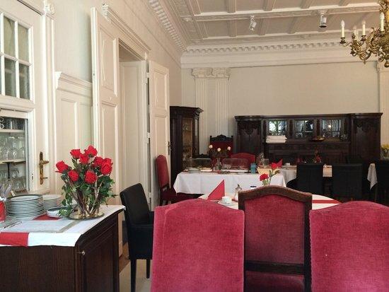 Hotel Pension Dittberner: Breakfast room