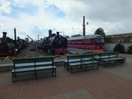 Museum of Russia's Railways