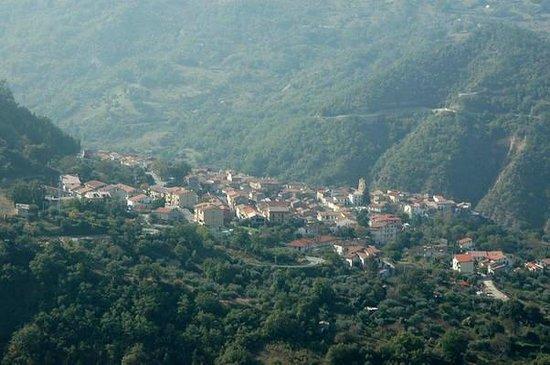 Cersosimo, Włochy: Panorama da Noepoli...