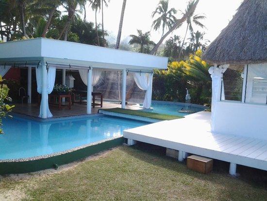 Fiji Hideaway Resort & Spa: Wedding venue