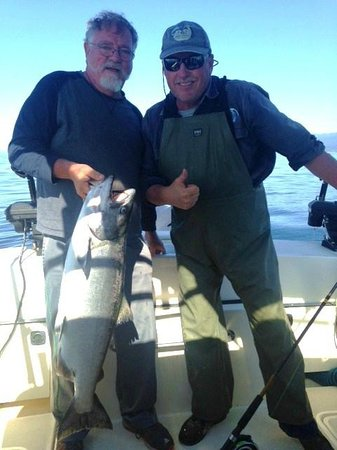 D and D Fishing Charters: Beautiful fish...