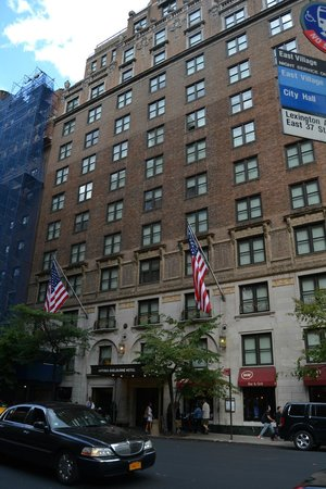 Shelburne NYC–an Affinia hotel : L'albergo