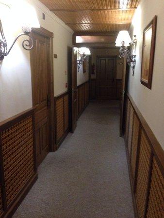 Don Benito Hotel : De lampen moet je wel zelf aan doen