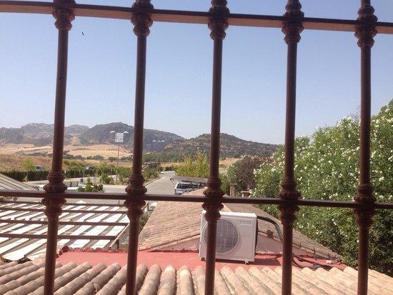 Don Benito Hotel : De fontein op de foto doet het volgens mij al jaren niet meer