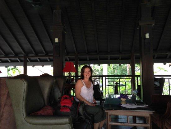 Le Meridien Koh Samui Resort & Spa: Checking in
