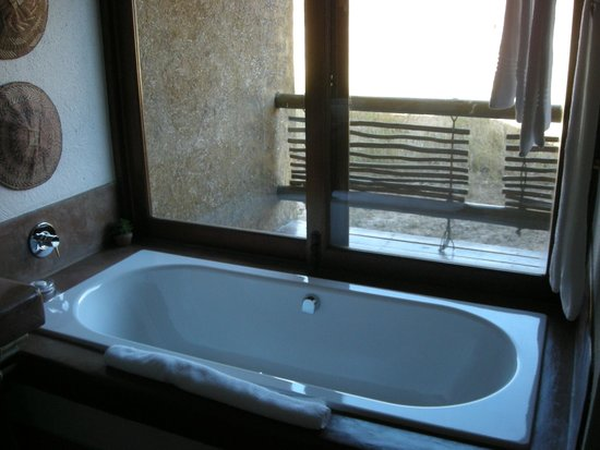 Kapama River Lodge : bagno