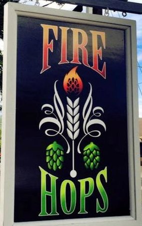 Fire and Hops