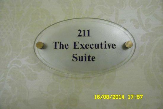 Muckross Park Hotel & Spa: suite