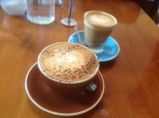 Red Bridge Cafe & Providore: great coffee
