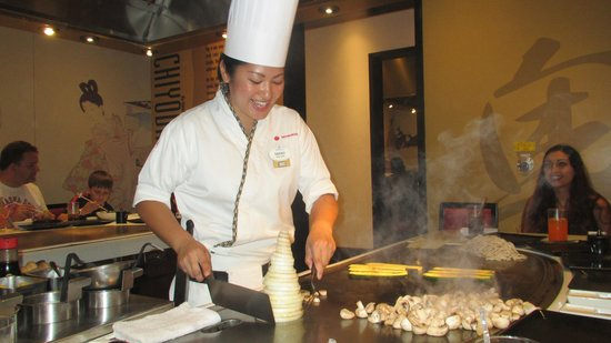 Teppan Edo: Amazing Chef