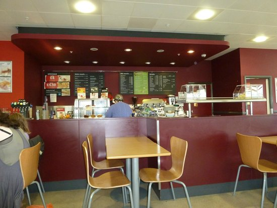 Sainsburys Cafe Morecambe 253 Lancaster Rd Restaurant