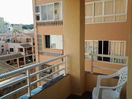 Hotel Mediodia: Stanza vista mare