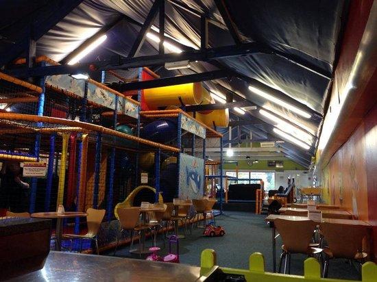 The Fun Factory Bowness: Inside Fun Factory