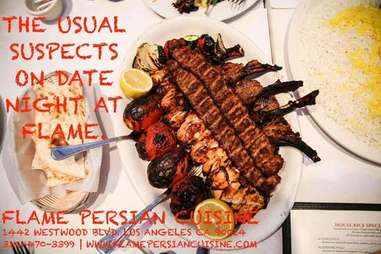 Persian restaurant los angeles downtown