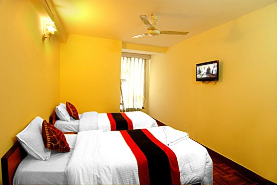 Pilgrims Guest House: Standard Twin Bed Room