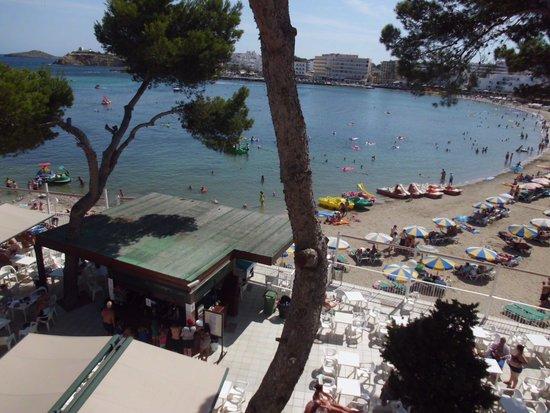 Intertur Hotel Miami Ibiza : view from the room