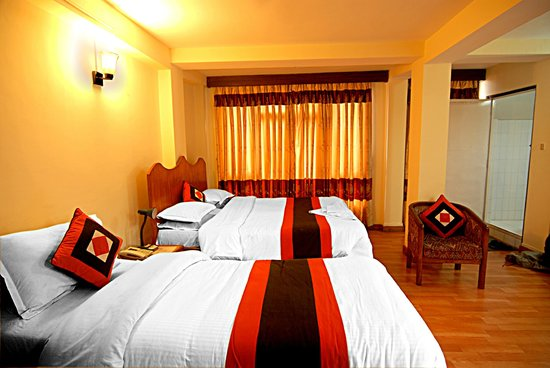 Pilgrims Guest House : Standard Double Room