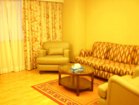 Rembrandt Towers Serviced Apartments: sofa' con poltrone