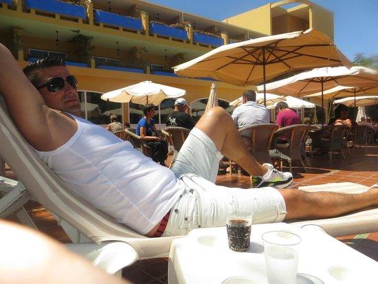 Club Drago Park Hotel: TRANSAT
