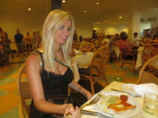 Club Drago Park Hotel: RESTO