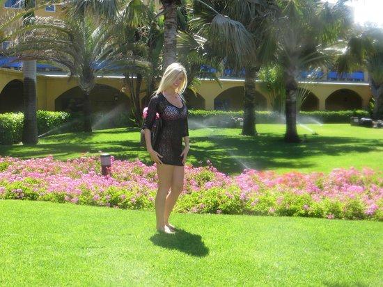 Club Drago Park Hotel: HOTEL
