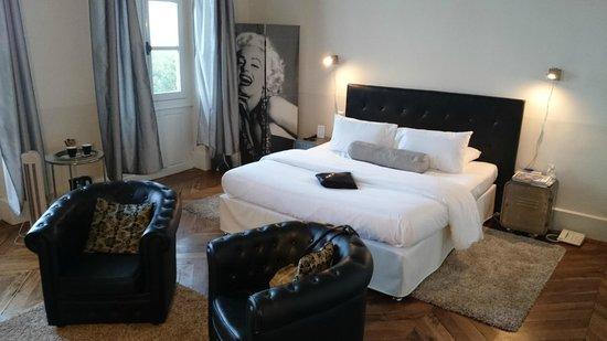 Cap de Castel : Chambre 9